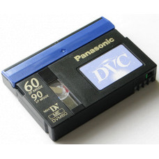 Оцифровка видеокассет miniDV