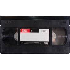 Оцифровка видеокассет VHS / VHSC
