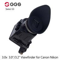 Складной оптический видоискатель Swivi GGS S3
